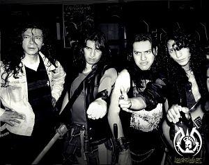 Legend Wars, Bandas de Heavy Metal de Pupiales.