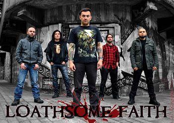 Loathsome Faith, Bandas de Melodic Death Metal de Bogotá.