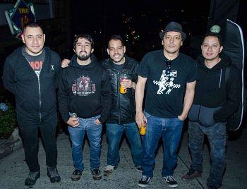 Los Suziox, Bandas de Punk de Medellín.