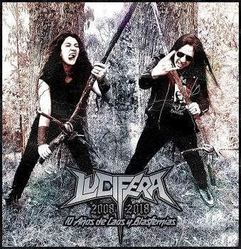 Lucifera, Bandas de Thrash Metal de Pasto.