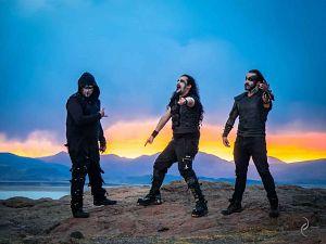 luciferian Bandas de black metal