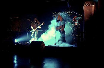 Magdalena Dressed In Black, Bandas de Metal Experimental de Bogota.