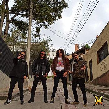 Maniac, Bandas de Heavy Thrash Metal de Bogota.