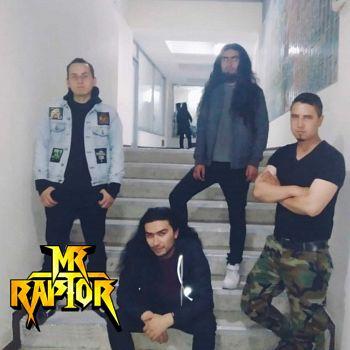 Mr Raptor, Bandas de Thrash Metal de Bogota.