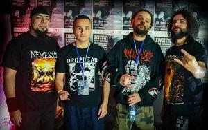 Nemessis, Bandas de Death Metal de Bogotá.