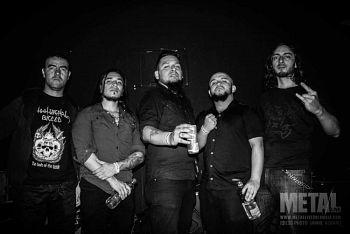 Opiate, Bandas de Death Black Metal de Bogota.