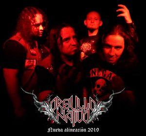 orgullonativo Bandas de Evil Thrash Metal