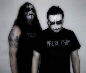 Pheretron, Bandas de Black Metal de Bogota.
