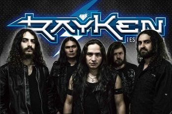 Rayken, Bandas de Heavy Metal de Medellin.