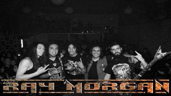 Ray Morgan, Bandas de Heavy Metal de Bogota.