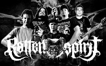 Rotten Spirit, Bandas de Death Metal de Bucaramanga.