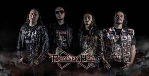 runnerhell Bandas de heavy metal