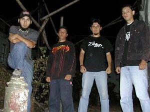 saproffago Bandas de brutal death metal