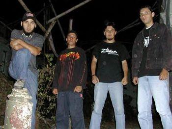 Saproffago, Bandas de Brutal Death Metal de Armenia.