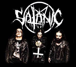 satanic Bandas de black thrash metal