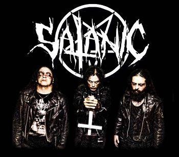 Satanic, Bandas de Black Thrash Metal de Medellin.