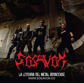 Socavon, Bandas de Death Thrash Metal de Tunja.