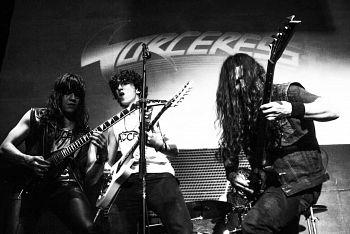 Sorceress, Bandas de Heavy Metal de Medellin.
