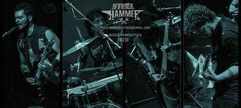 Steel Hammer, Bandas de Heavy Metal de Medellin.
