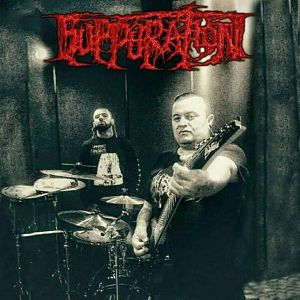 suppuration Bandas de brutal death metal