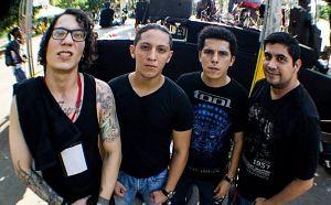 theremains Bandas de progressive death metal, thrash metal