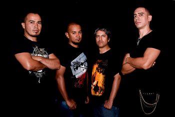 The Preacher, Bandas de Heavy Metal de Medellin.
