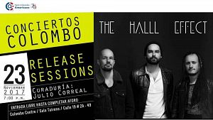 The Hall Effect, Bandas de Rock de Bogota.