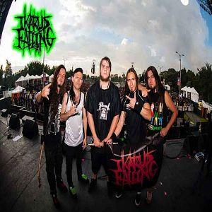 Ikarus Falling, Bandas de Pure Rock Metal de Bogota.