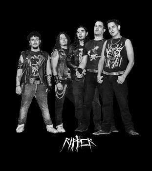 The Ripper, Bandas de Thrash, Heavy, Speed Metal de Medellin.