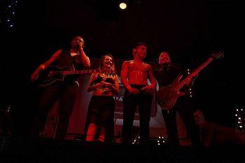 The Stranges, Bandas de Dirty Rock de Bogota.