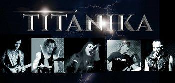 Titanika, Bandas de Rock Heavy Metal de Medellin.