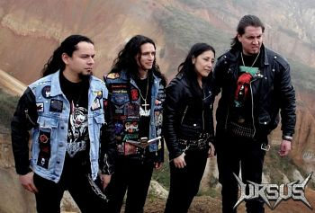 Ursus, Bandas de Speed Metal de Bogota.