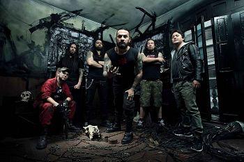 Vein, Bandas de Death Metal de Bogotá.