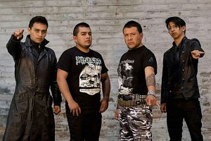 vobiscumlucipher Bandas de black metal