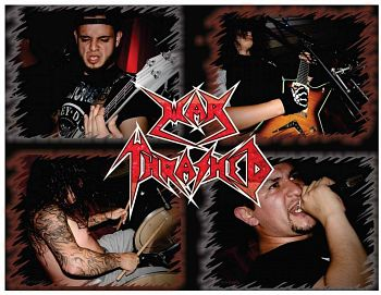 War Thrashed, Bandas de Thrash Metal de Bogota.