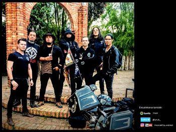 Ynuk, Bandas de Metal Andino Ancestral de Bogota.