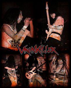 virginkiller Bandas de heavy metal