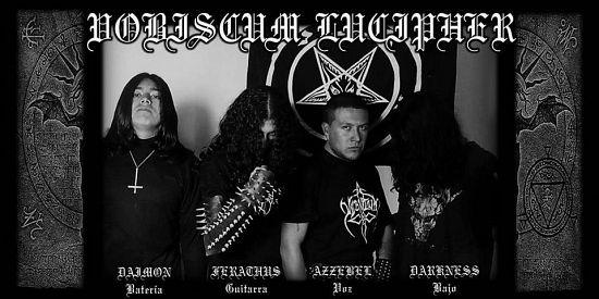 Vobiscum Lucipher, Imagenes de Bandas de Metal & Rock Colombianas