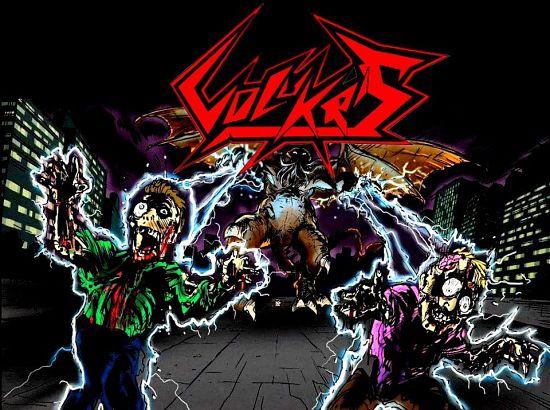 Volukris, Imagenes de Bandas de Metal & Rock Colombianas