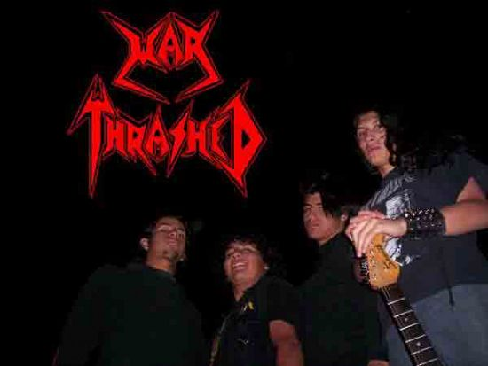 War Thrashed, Imagenes de Bandas de Metal & Rock Colombianas