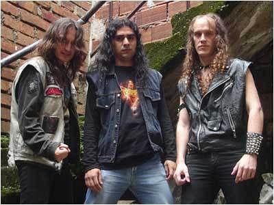 Witchtrap, Imagenes de Bandas de Metal & Rock Colombianas