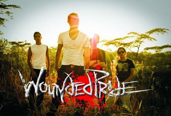 Wounded Pride, Imagenes de Bandas de Metal & Rock Colombianas