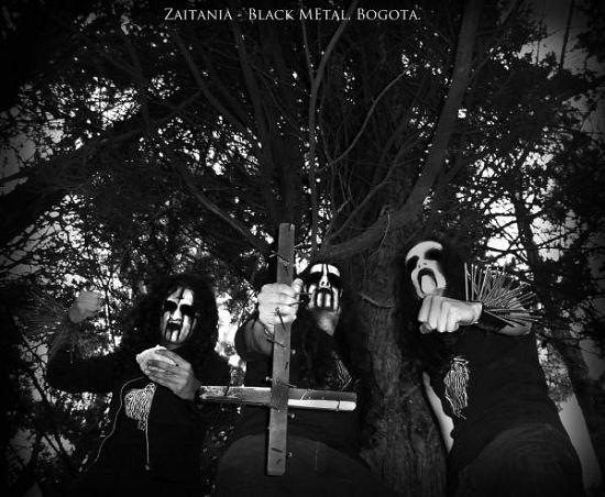 Zaitania, Imagenes de Bandas de Metal & Rock Colombianas