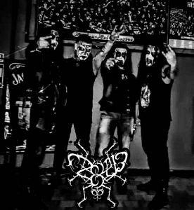Zebub, Bandas de Black Metal  de Bogotá.