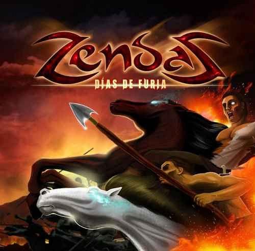 Zendas, Imagenes de Bandas de Metal & Rock Colombianas