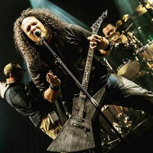 Sergio Sagros - Sagros, Músicos Metaleros y Rockeros