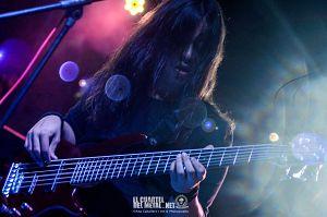 Camilo Gomez - Sagros, Músicos Metaleros y Rockeros