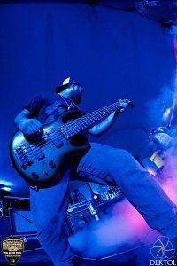Christian Vasquez - Suburbia, Bandas Colombianas
