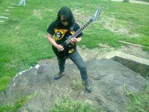 Christian La Flamme - Wild/wild, Músicos Metaleros y Rockeros