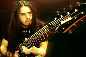 Adrian Reyes - Albatroz, Músicos Metaleros y Rockeros
